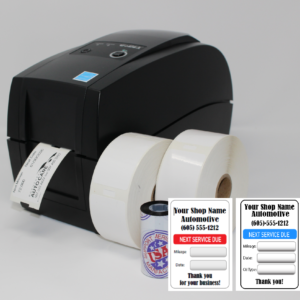 Bolton Printer PKG Custom Generic Labels
